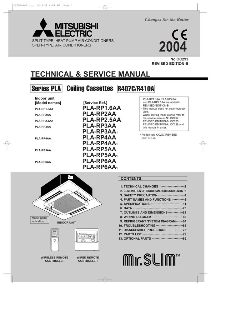 PLA-RP1.6 | manualzz.com on