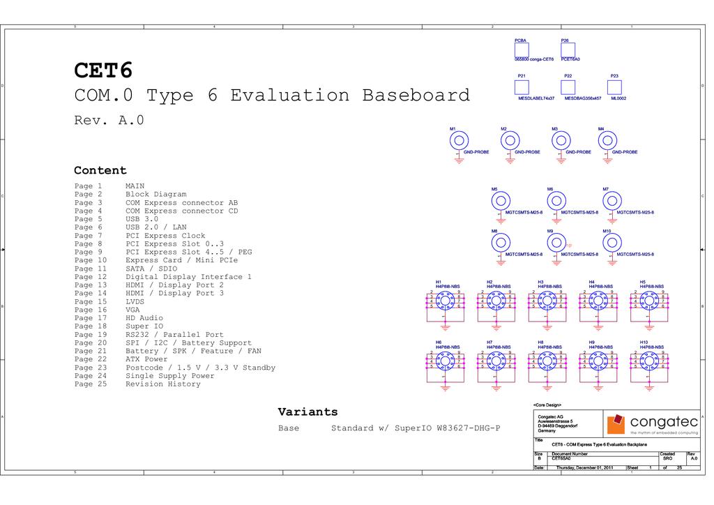 TEXT, Schematics CET6SA0, Schematics_CET6SA0, 711 KB | manualzz com