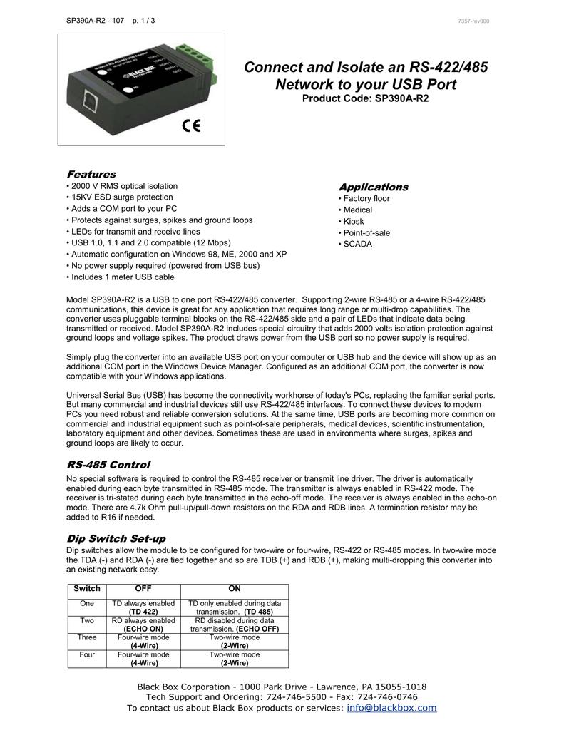 SP390A-R2 | manualzz.com