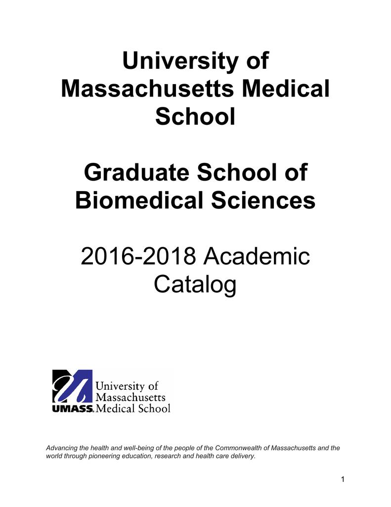 ferpa form umass dartmouth  University of Massachusetts Medical School Graduate School ...