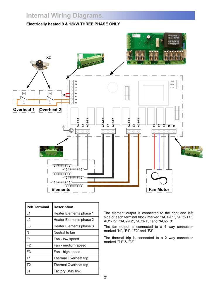 Phase Motor Internal Wiring Diagram on