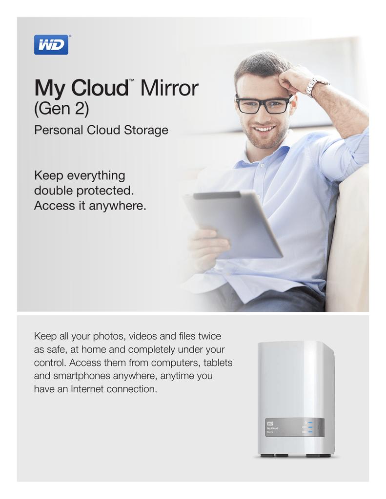 My Cloud Mirror (Gen 2) | manualzz com