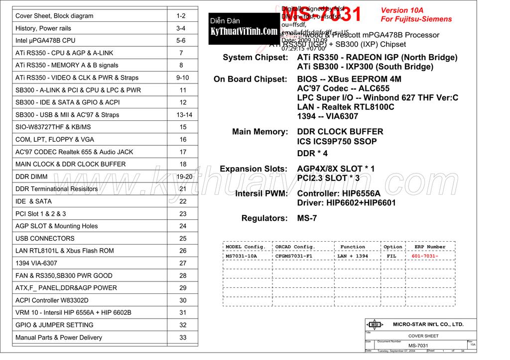 B RTL8110S B WINDOWS VISTA DRIVER