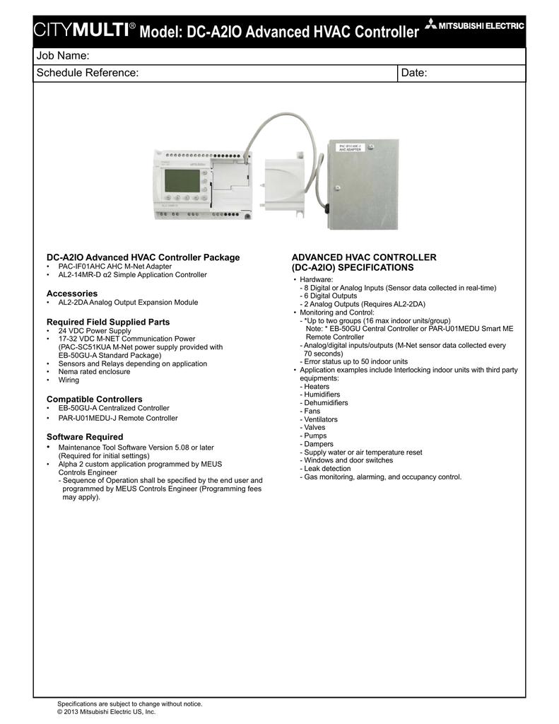 Mitsubishi electric pac if01ahc buycottarizona Choice Image