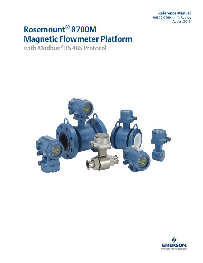 Rosemount 8700M Magnetic Flowmeter Platform with Modbus RS 485 ... on walker wiring diagram, becker wiring diagram, barrett wiring diagram, harmony wiring diagram, wadena wiring diagram, ramsey wiring diagram, regal wiring diagram, fairmont wiring diagram,