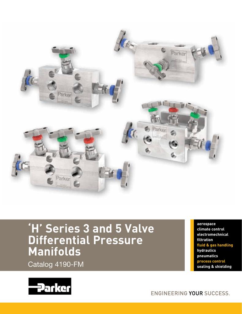 F Acetal Manifold F Inlet 1//4 NPT Outlet 10 Port 3//8 NPT