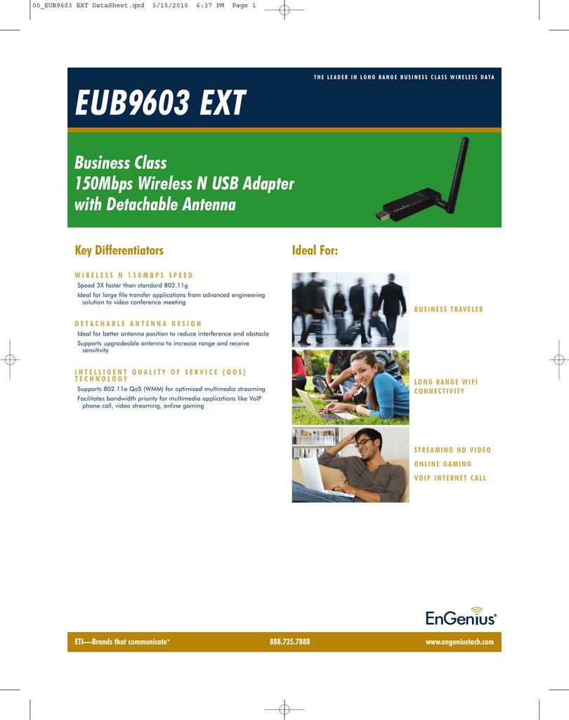 EUB9603 EXT WINDOWS 8.1 DRIVER