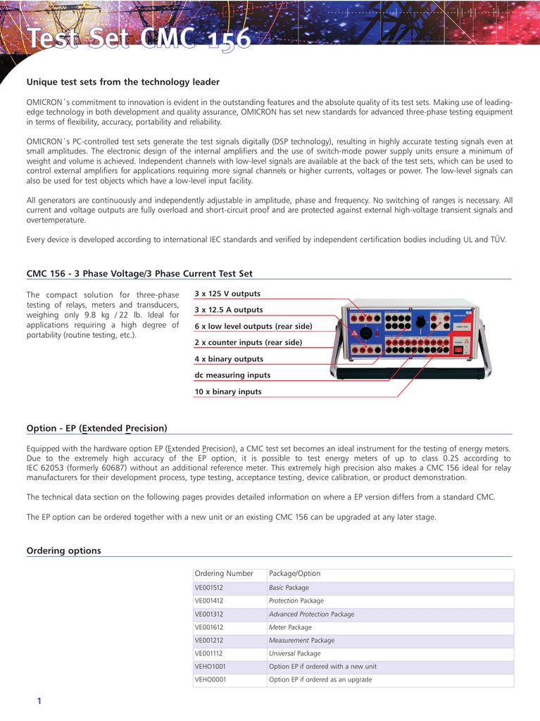 Omicron VE001314   manualzz com