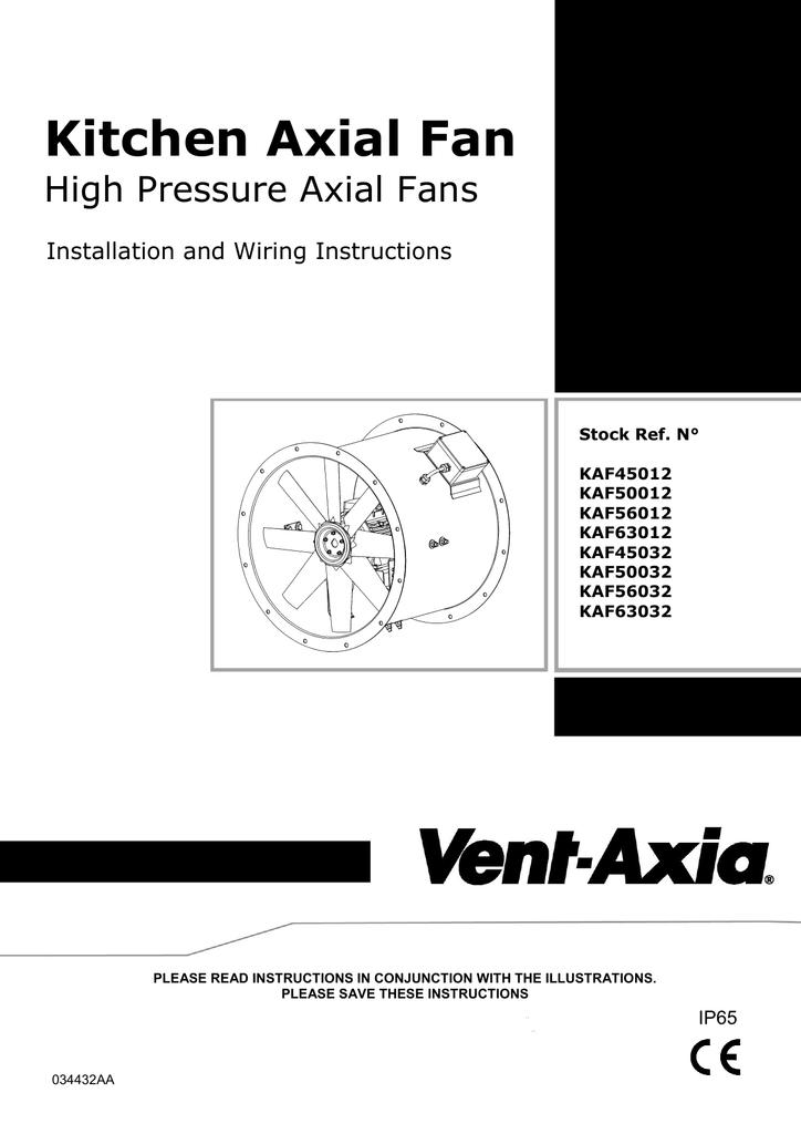 fitting & wiring instrcution 447791a