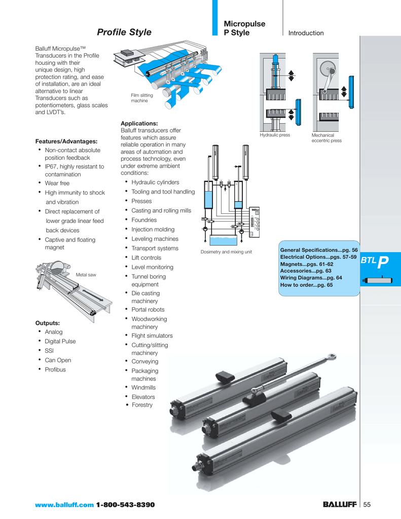 Balluff Wiring Diagram Electrical Diagrams Forum Schematic Whirlpool Lfe5800wo Btl2 E10 2540 Manualzz Com Rh