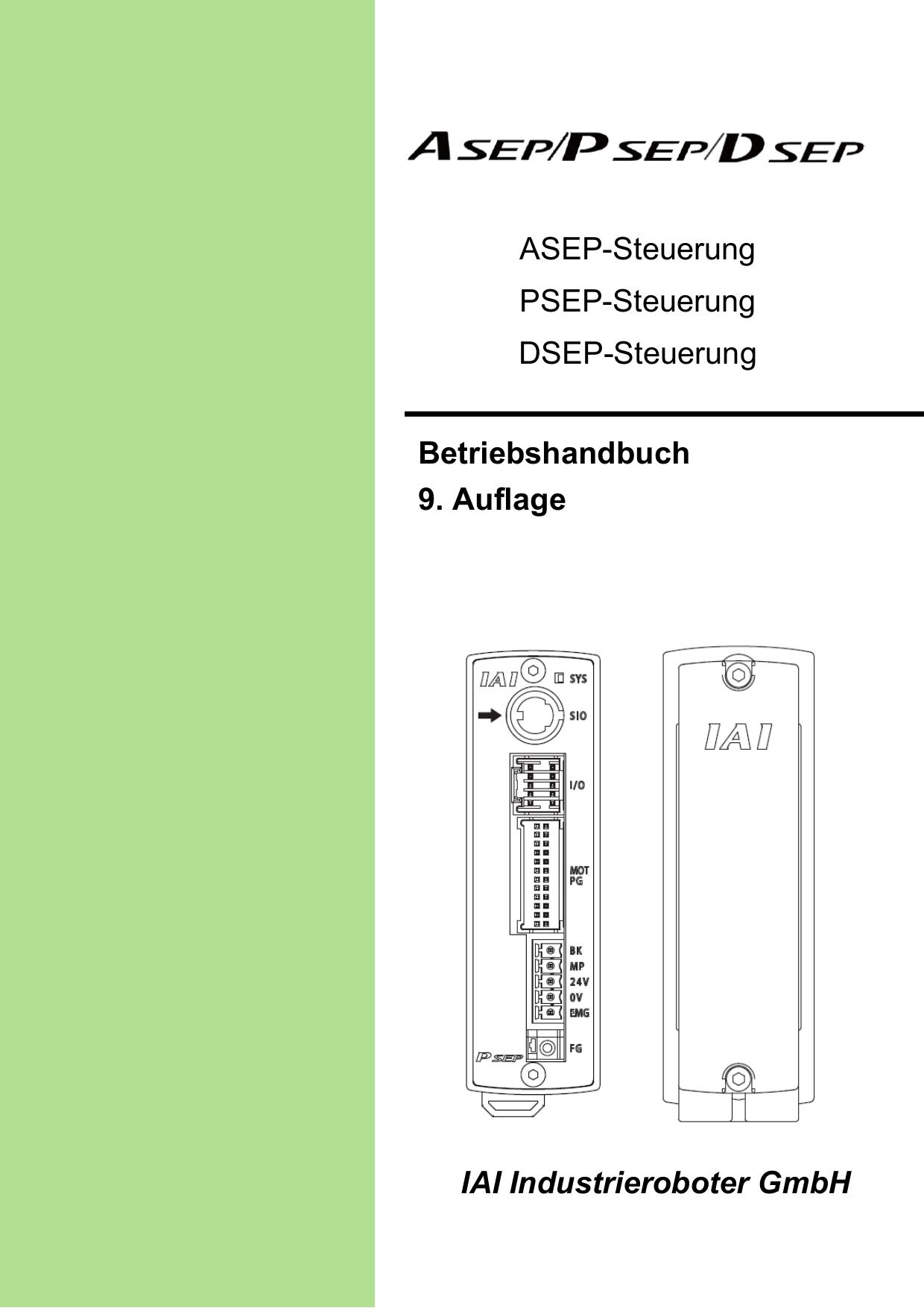 ASEP_PSEP_DSEP(MD0267 | manualzz.com