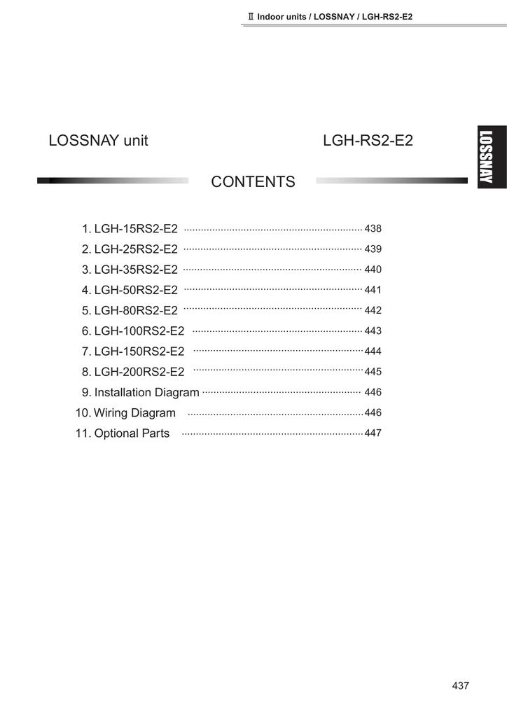 lgh-rs2-e2 databook
