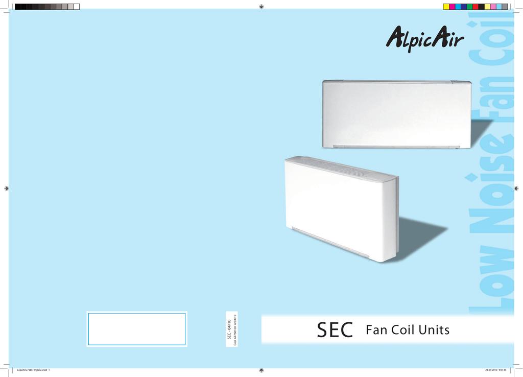 AlpicAir SEC Fan Coil Units | manualzz.com on