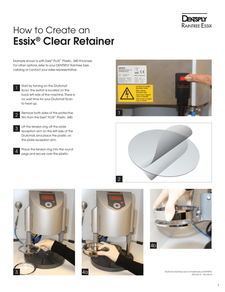 Essix Clear Retainers | manualzz com