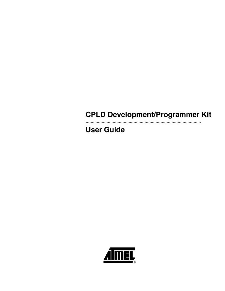 View detail for ATF15XX-DK2 CPLD Development/Programmer Kit