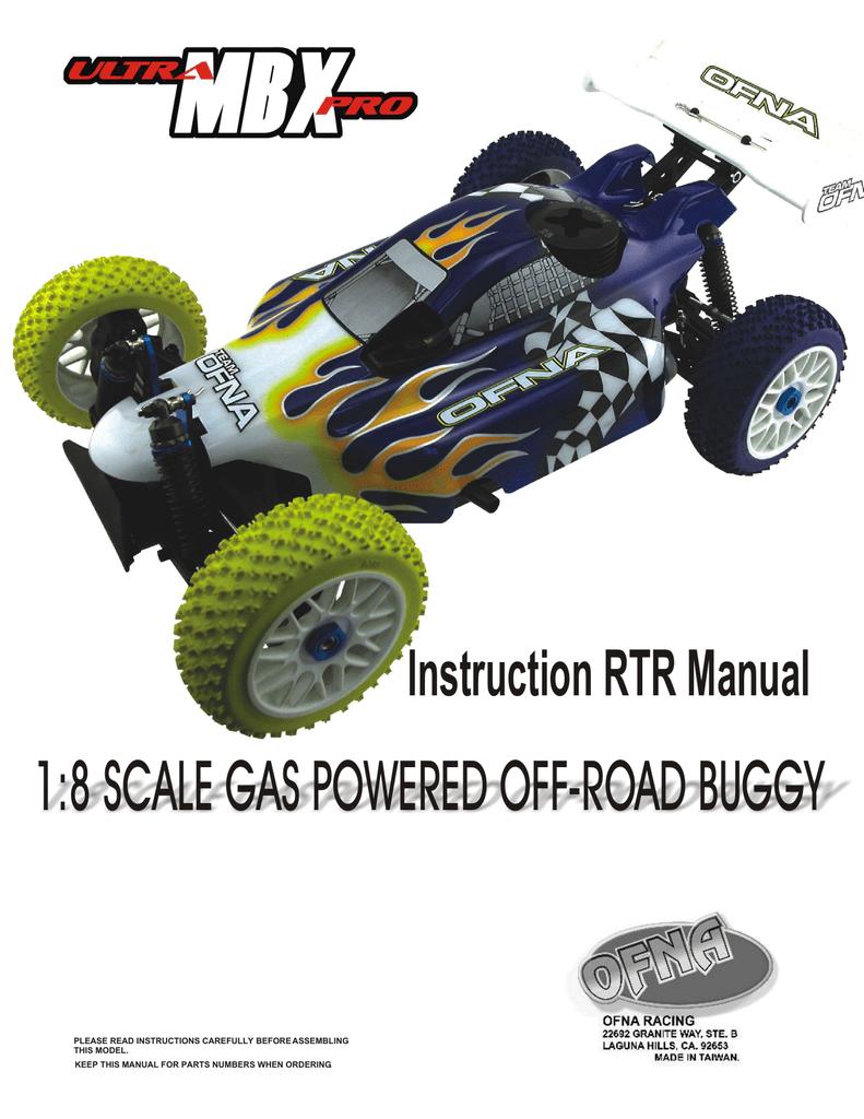 OFNA Model# 36740 Servo Saver Kit