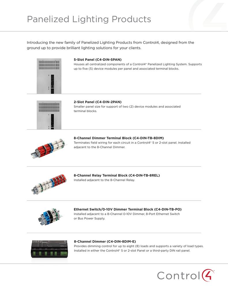 Prime Panelized Lighting Product Family Manualzz Com Wiring Digital Resources Jonipongeslowmaporg