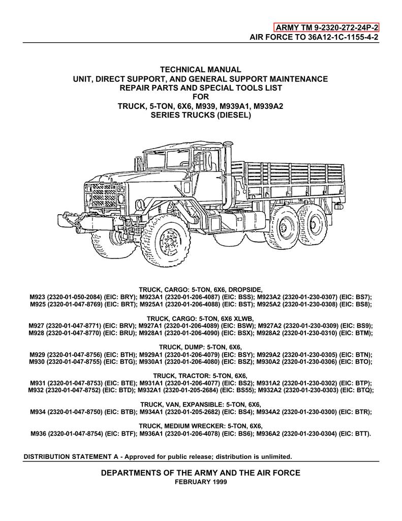 TM 9 2320 272 24P 2