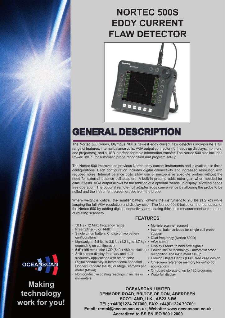 Nortec500S | manualzz com