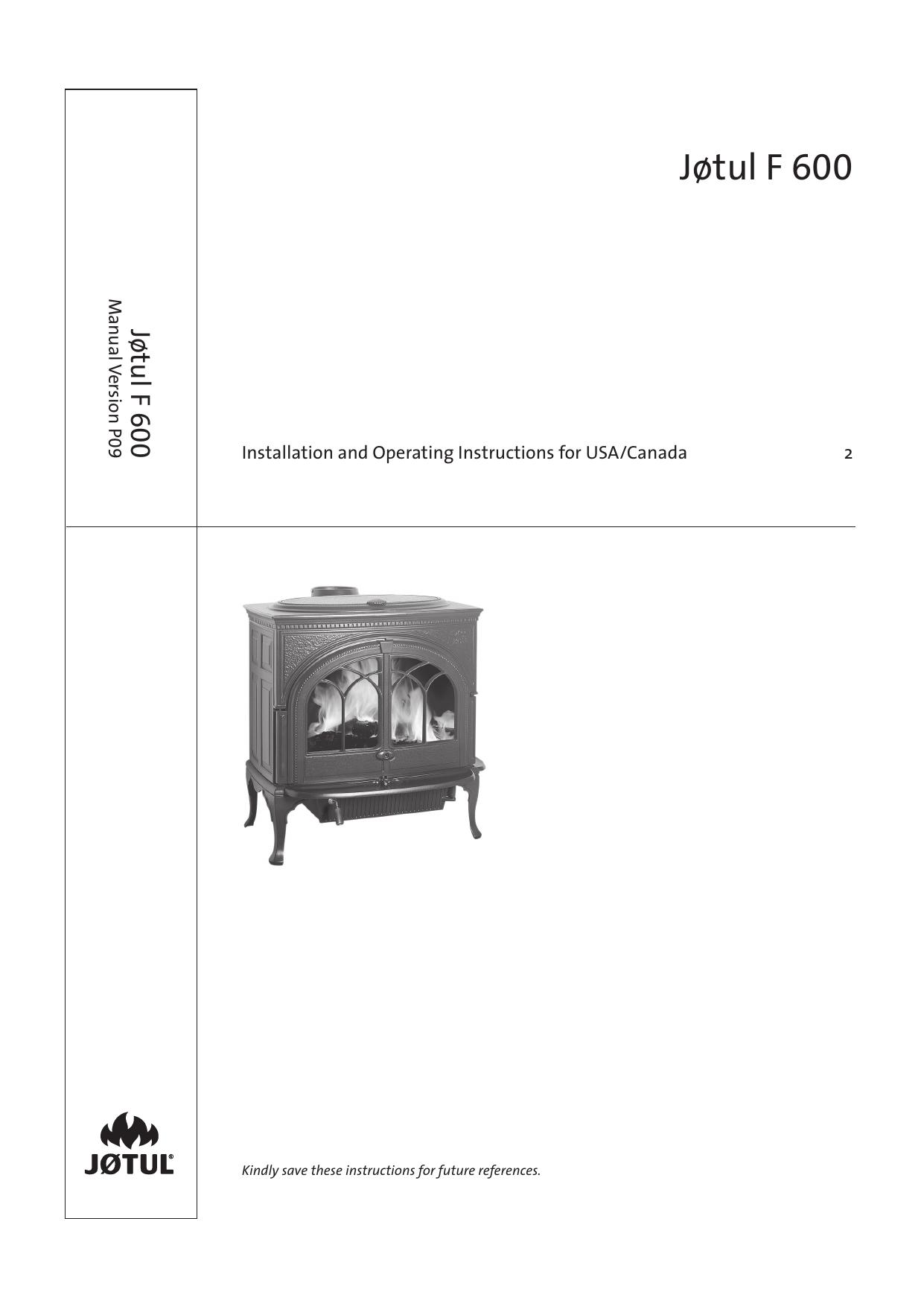 Wood Stoves Firelight 12, 600, F600, F600 CB Jotul Left OR Right Door Glass Kit