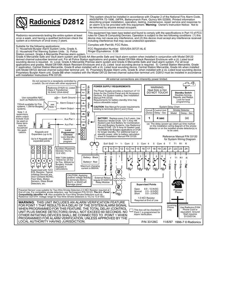 D2812 Wiring Diagram | manualzz.com