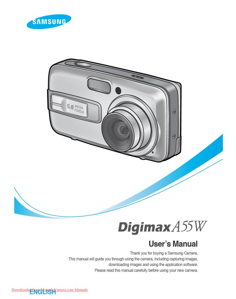 Samsung digimax 530 camera user guide | manualzz.