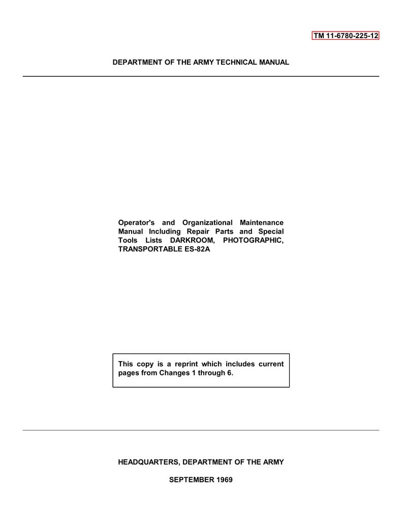 TM-11-6780-225-12 | manualzz com