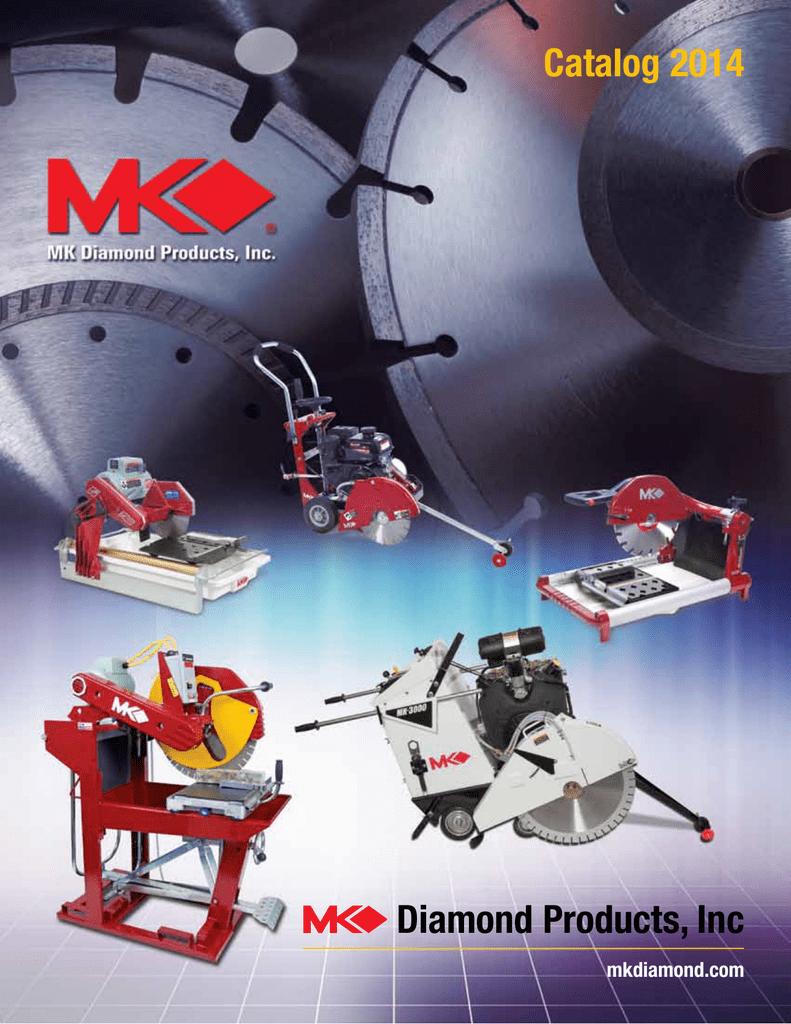 MK Diamond 155799 500 Grit Premium Resin Wet Polishing Disc 4