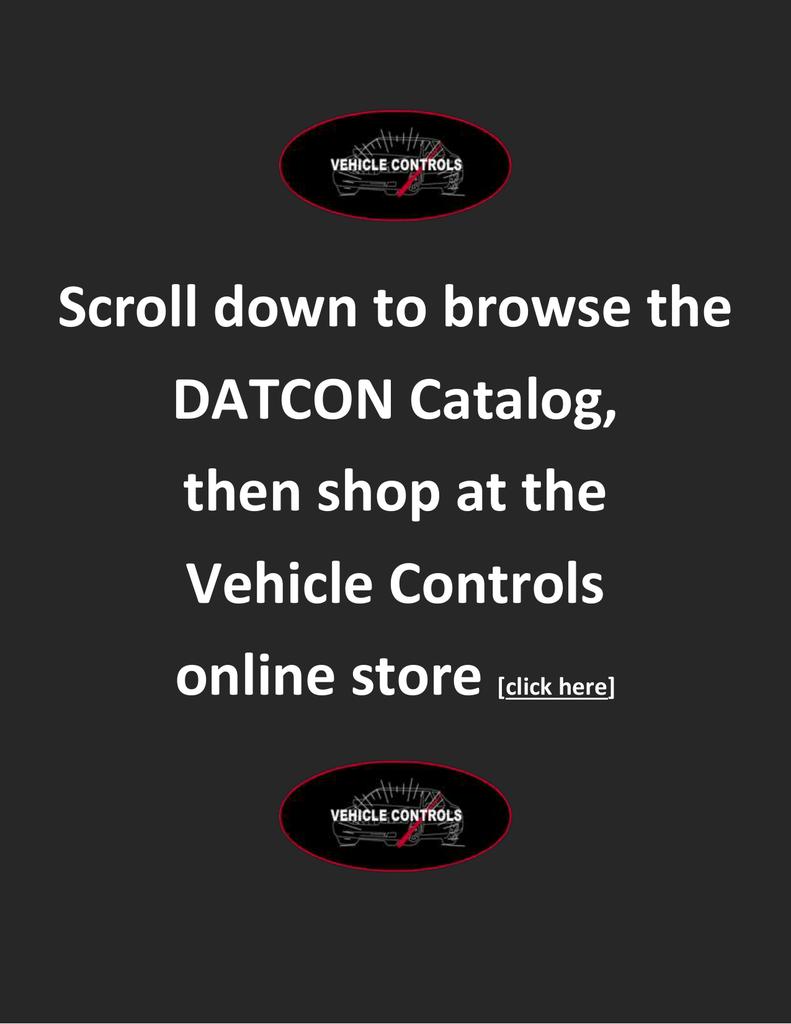 DATCON Catalog | manualzz.com on