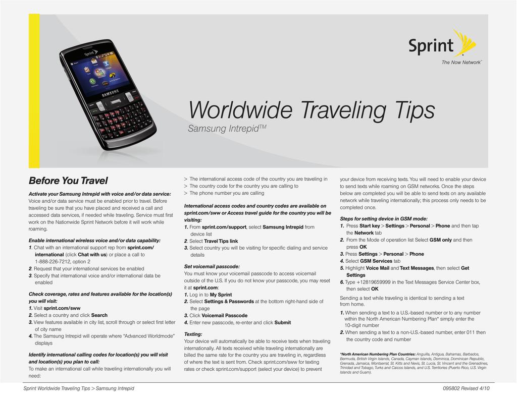 Travel Tips | manualzz com