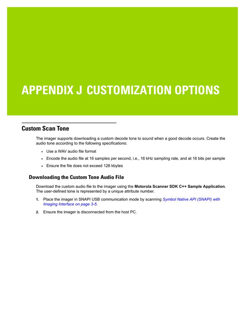 DS4800 PRG Appendix J | manualzz com