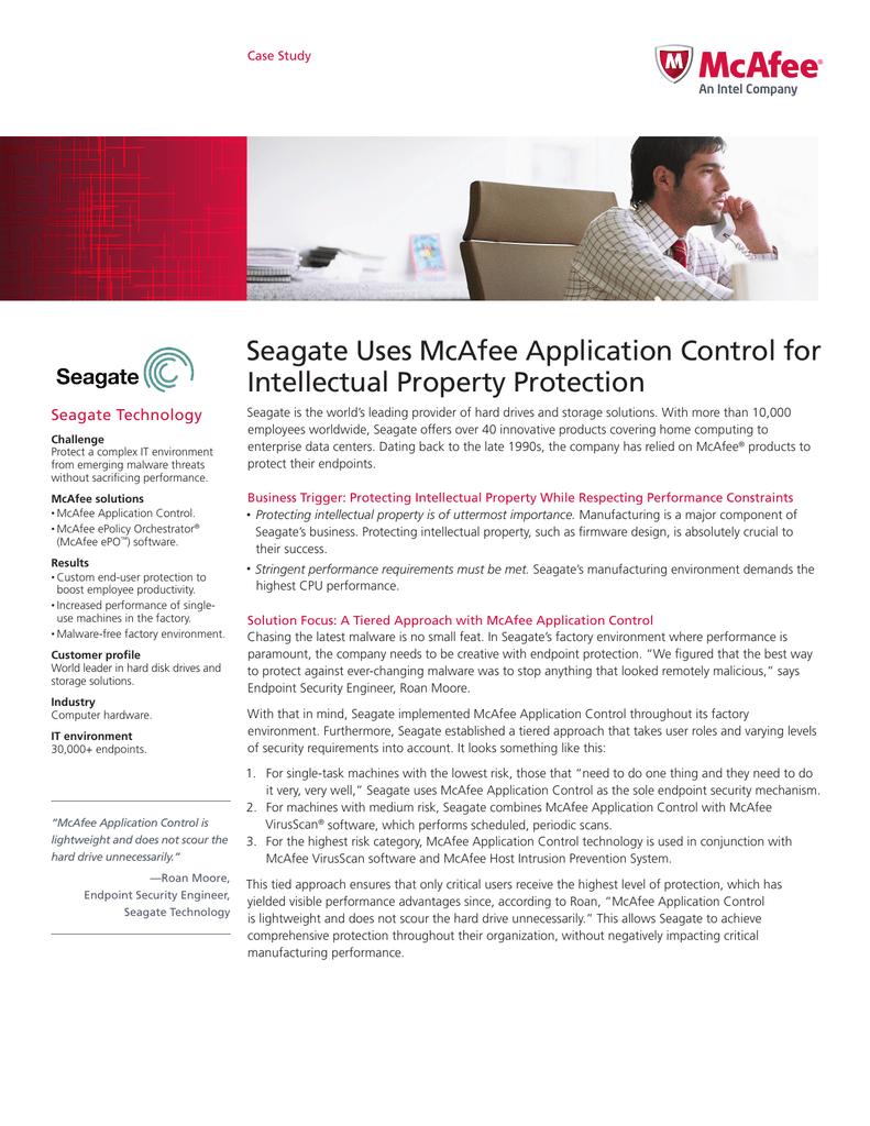 Anwenderbericht Seagate (engl ) | manualzz com