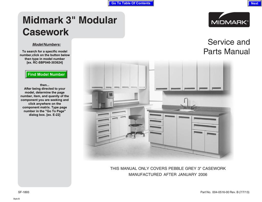 "Midmark 3"""