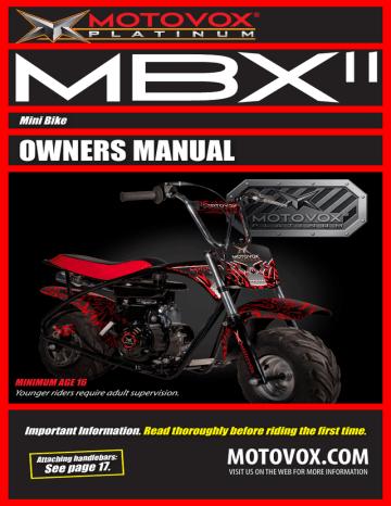 2 Plastic Fuel Filter For The Motovox MBX10 And MBX11 Mini Bikes Automotive
