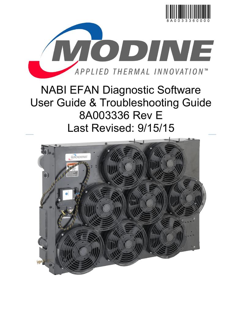 NABI EFAN RTMD User/Troubleshooting Guide | manualzz com