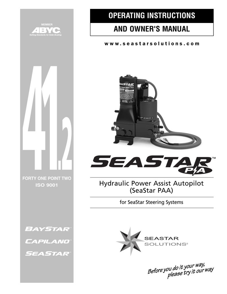 Seastar Solutions HF5502 Dual Station or Autopilot Fitting Kit