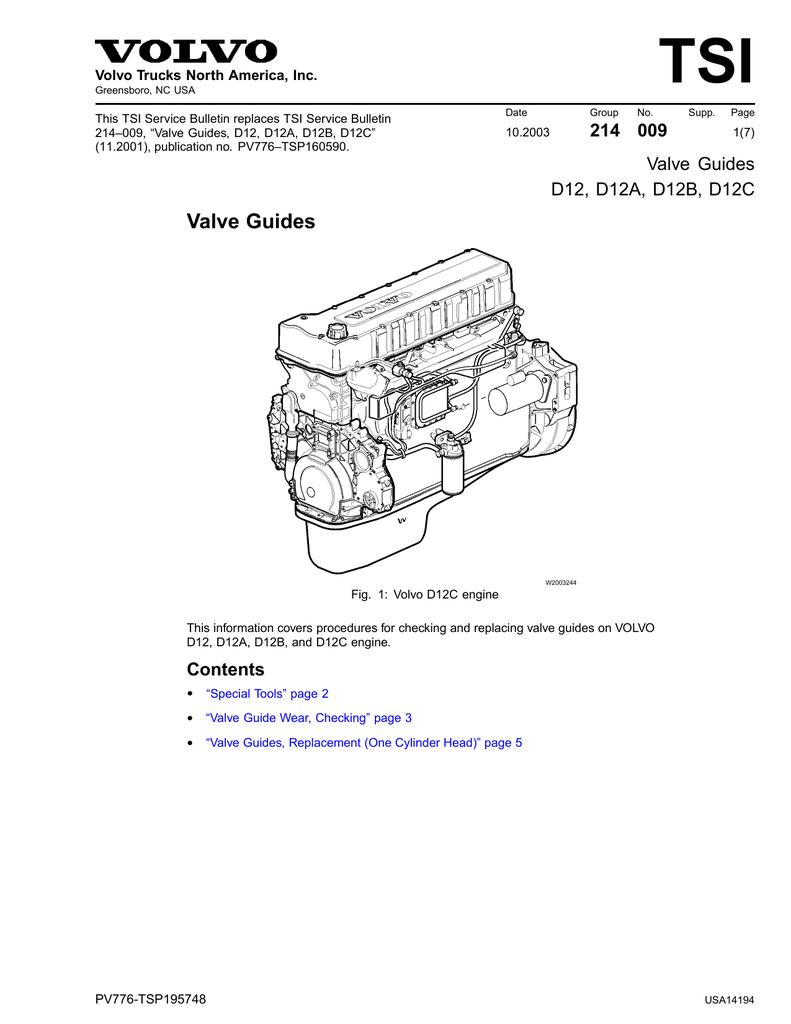 valve guides d12 d12a d12b d12c manualzz com rh manualzz com