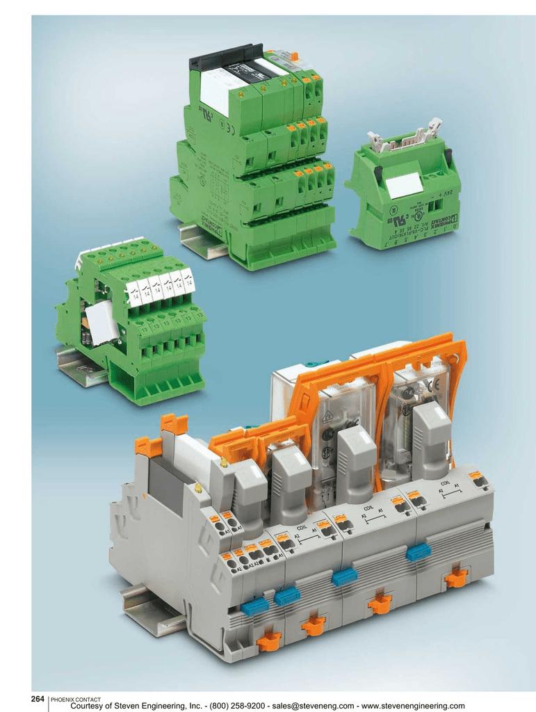 Phoenix Contact Relay Sockets Hard Moderate Price Phoenix Contact 1pcs 2980018