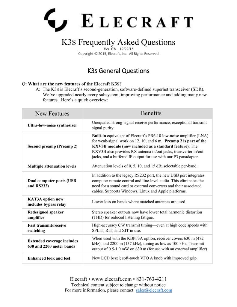 K3S FAQ   manualzz com