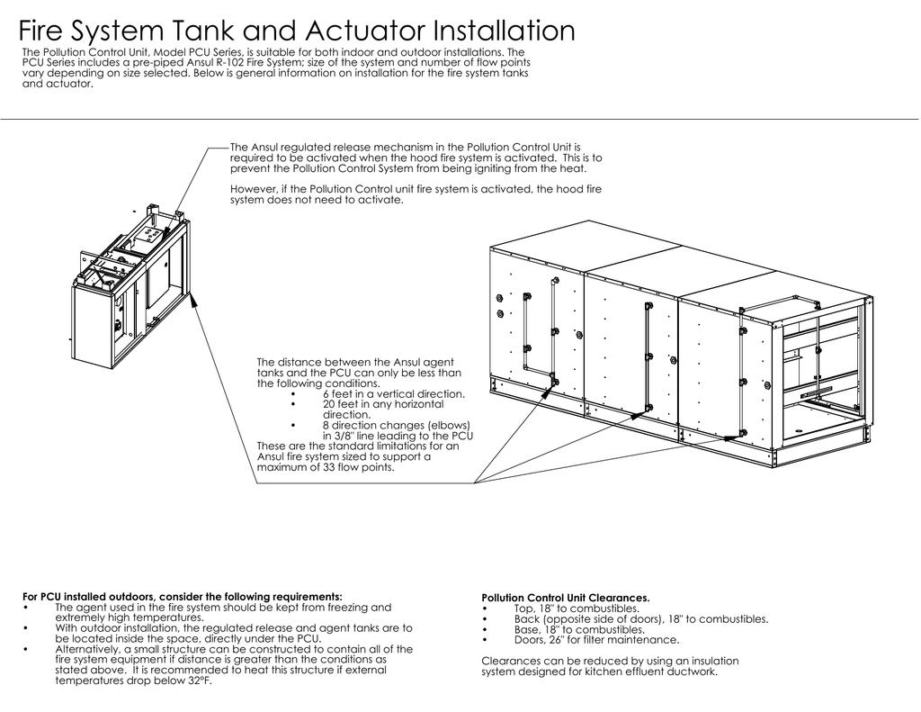 PCU Fire System Information   manualzz com