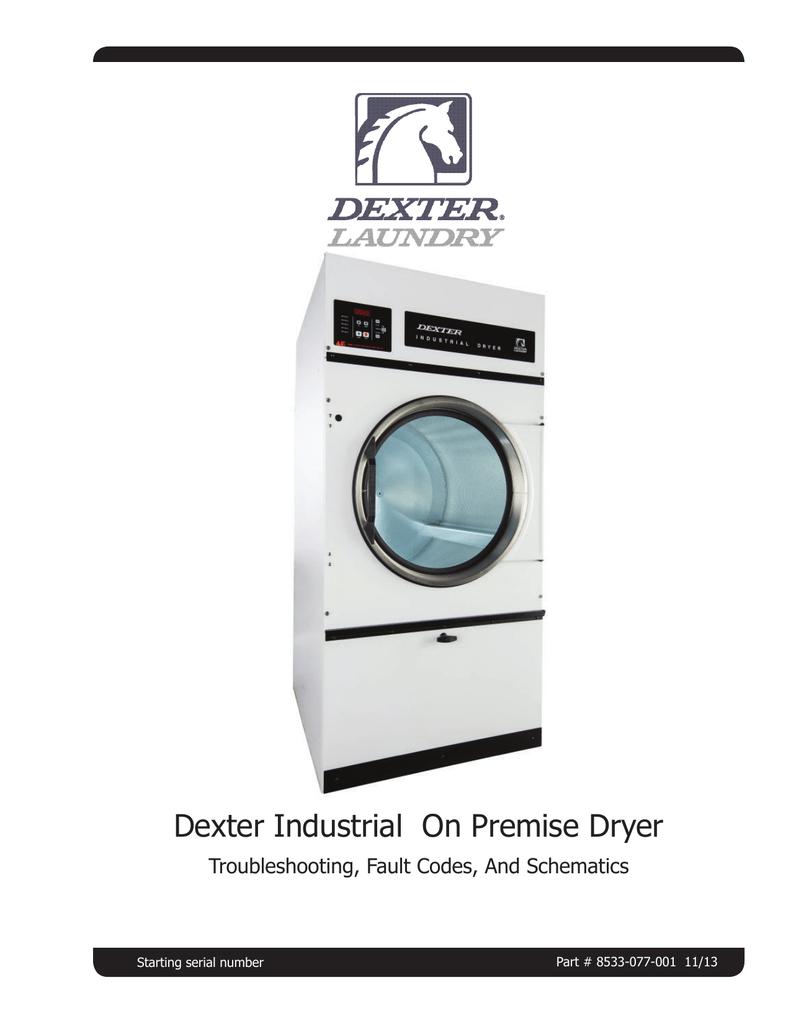 [SCHEMATICS_4UK]  T-80 OPL Dryer Troubleshooting, Fault Codes, Schematics | Manualzz | Dexter Dryer Wiring Diagram |  | manualzz