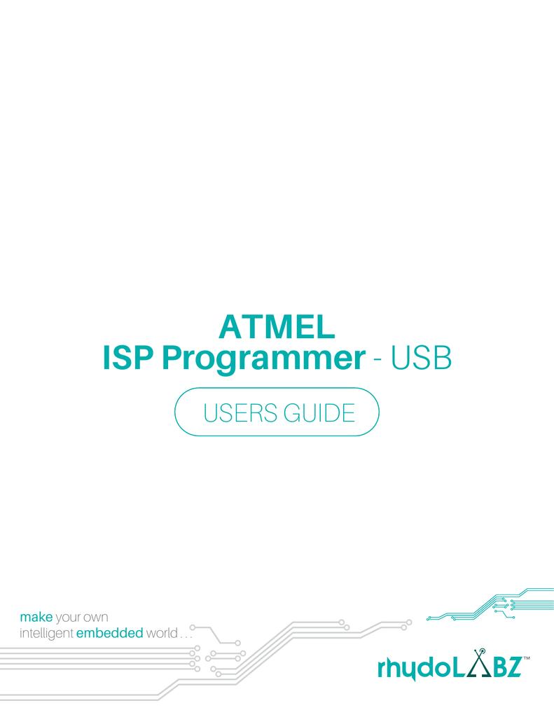 Isp Programmer