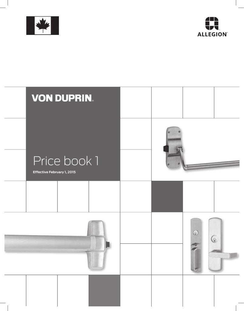 Von Duprin 050535 33//35//98//99 EL Solenoid and Plunger