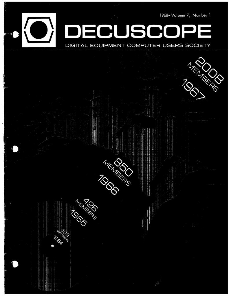 Decuscope Vol07 1968 Manualzz