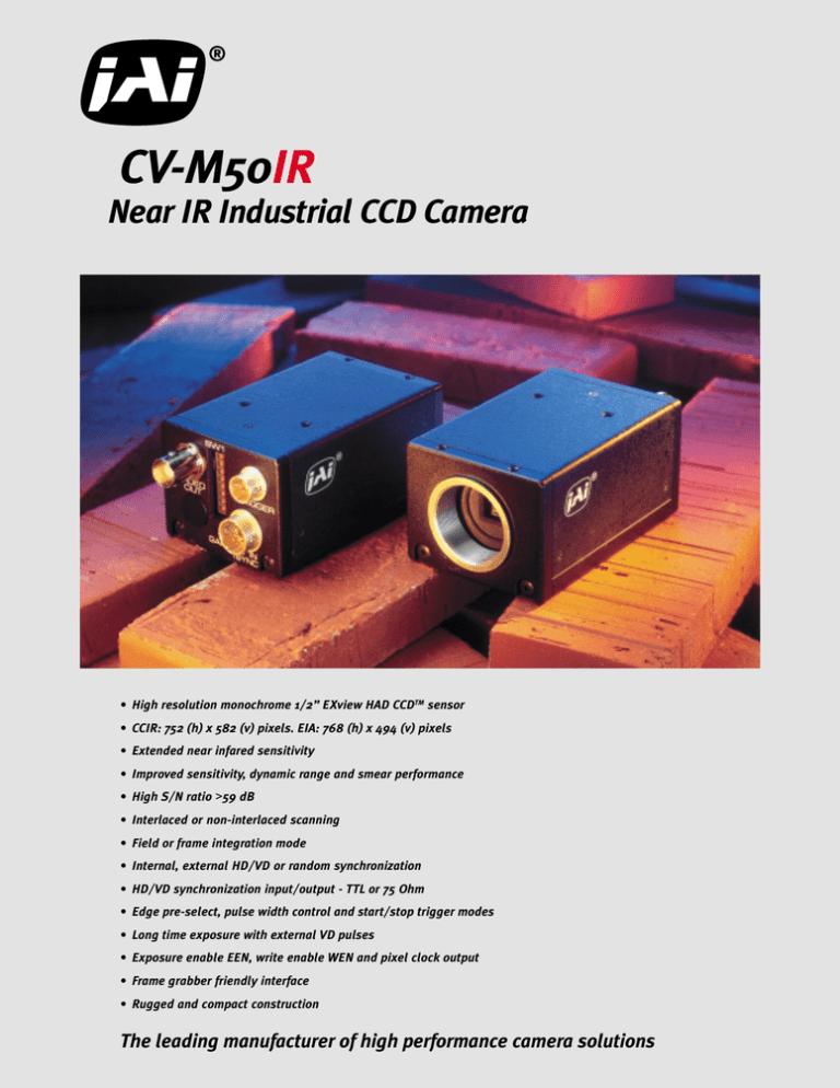 JAI  CV-M50 CCTV camera