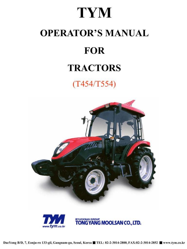 T454, T554 Operation Manual | manualzz com