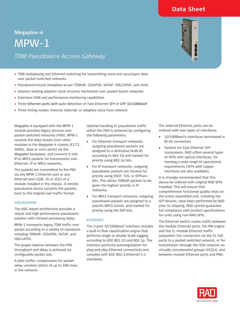 MPW-1   manualzz com