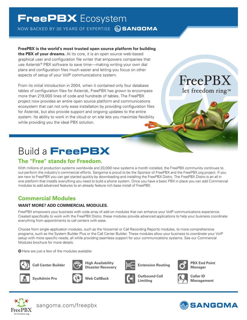 Sangoma-FreePBX-Appliance-Datasheet | manualzz com