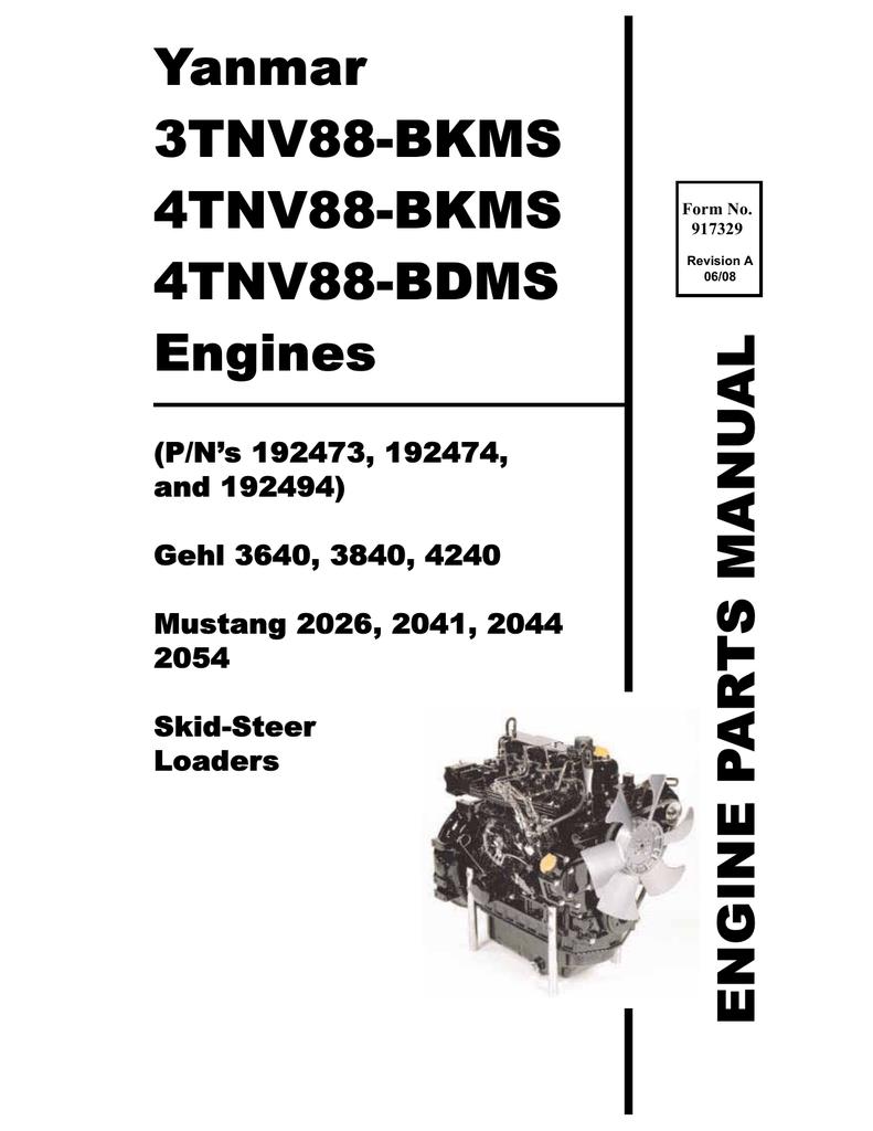 Yanmar Gm Engine Wiring Diagram on