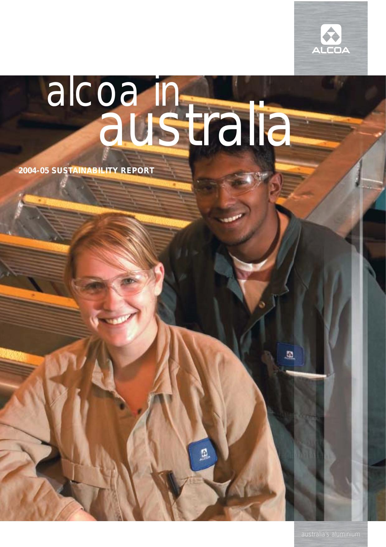 alcoa sustain 2004 | manualzz com